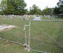 Groveton Cumberland Presbyterian Church Cemetery