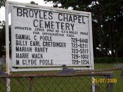 Broyles Chapel Cemetery