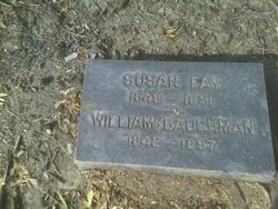 Susan Fay Baughman