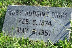 Ruby Lee <I>Hudgins</I> Diggs