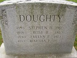 Evelyn P Doughty