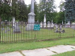 Ballston Spa Village Cemetery