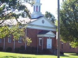 Crews Methodist Church Cemetery