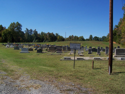 Church of Christ at Boyers Chapel Cemetery