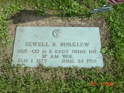 Sewell Reo Burklew