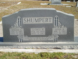 George W. Shumpert