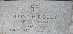 Floyd H Roddy