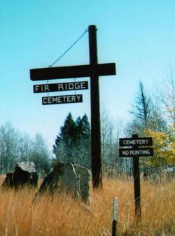 Fir Ridge Cemetery