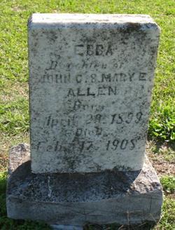 Ebba Allen