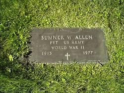 Sumner W Allen