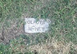 Trevie Gladys McNew