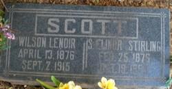 Wilson Lenoir Scott