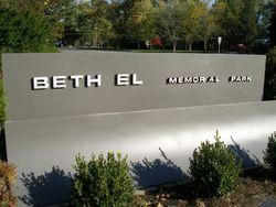 Beth El Memorial Park Cemetery