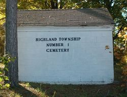 Highland Township Cemetery #1