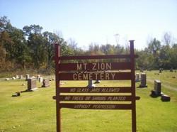 Mount Zion General Baptist Cemetery