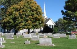 Meadows of Dan Baptist Church Cemetery