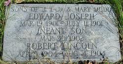 Edward Joseph Mudd