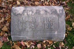 Mary Fitch