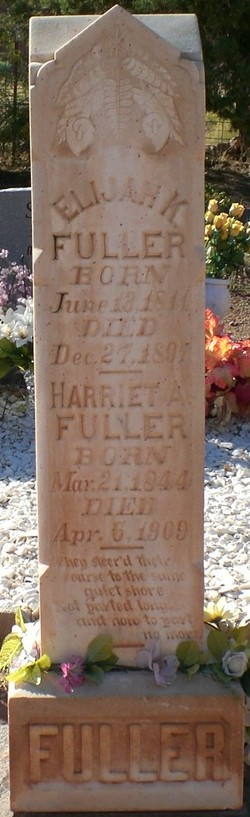 Harriet Alice <I>Walker</I> Fuller