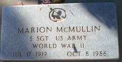 Marion McMullin