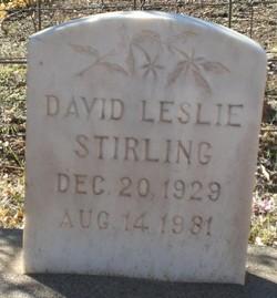 David Leslie Stirling
