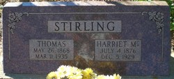 Harriet Centennial <I>McMullin</I> Stirling