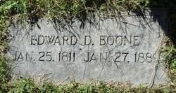 Edward Dominic Boone