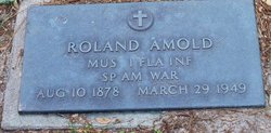 Roland Willis Amold