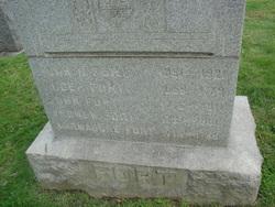Rev Andrew W Fort