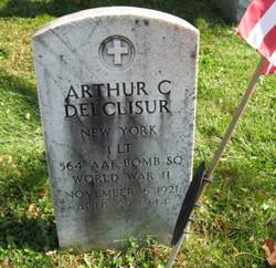 Arthur C Delclisur