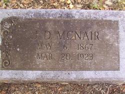 J. D. McNair