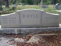 Maude <I>Clark</I> Doyle