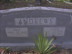 Lula Mae <I>Brasfield</I> Andrews