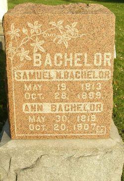 Ann <I>Swallow</I> Bachelor