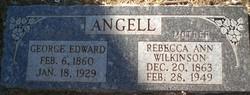George Edward Angell