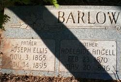 Joseph Ellis Barlow