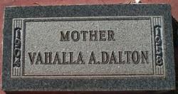 Vahalla <I>Angell</I> Dalton