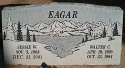 Walter Clinton Eagar