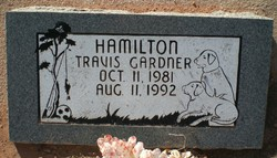 Travis Gardner Hamilton
