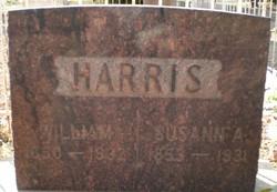William Silas Harris