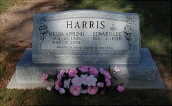Melba <I>Appling</I> Harris