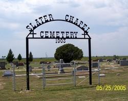 Slater Chapel Cemetery
