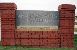Armstead Dowdy Cemetery