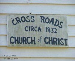 Cross Roads Church of Christ Cemetery