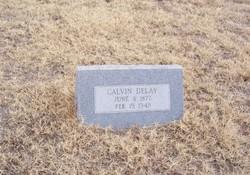 Calvin C. Delay