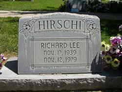 Richard Lee Hirschi