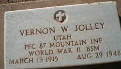 Vernon William Jolley