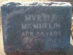 Martha Myrtle Mcmullin