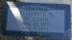 Elizabeth Scearce <I>McMullun</I> McQuaid