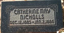 Catherine May Nicholls